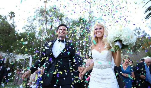 weddings amoung nature